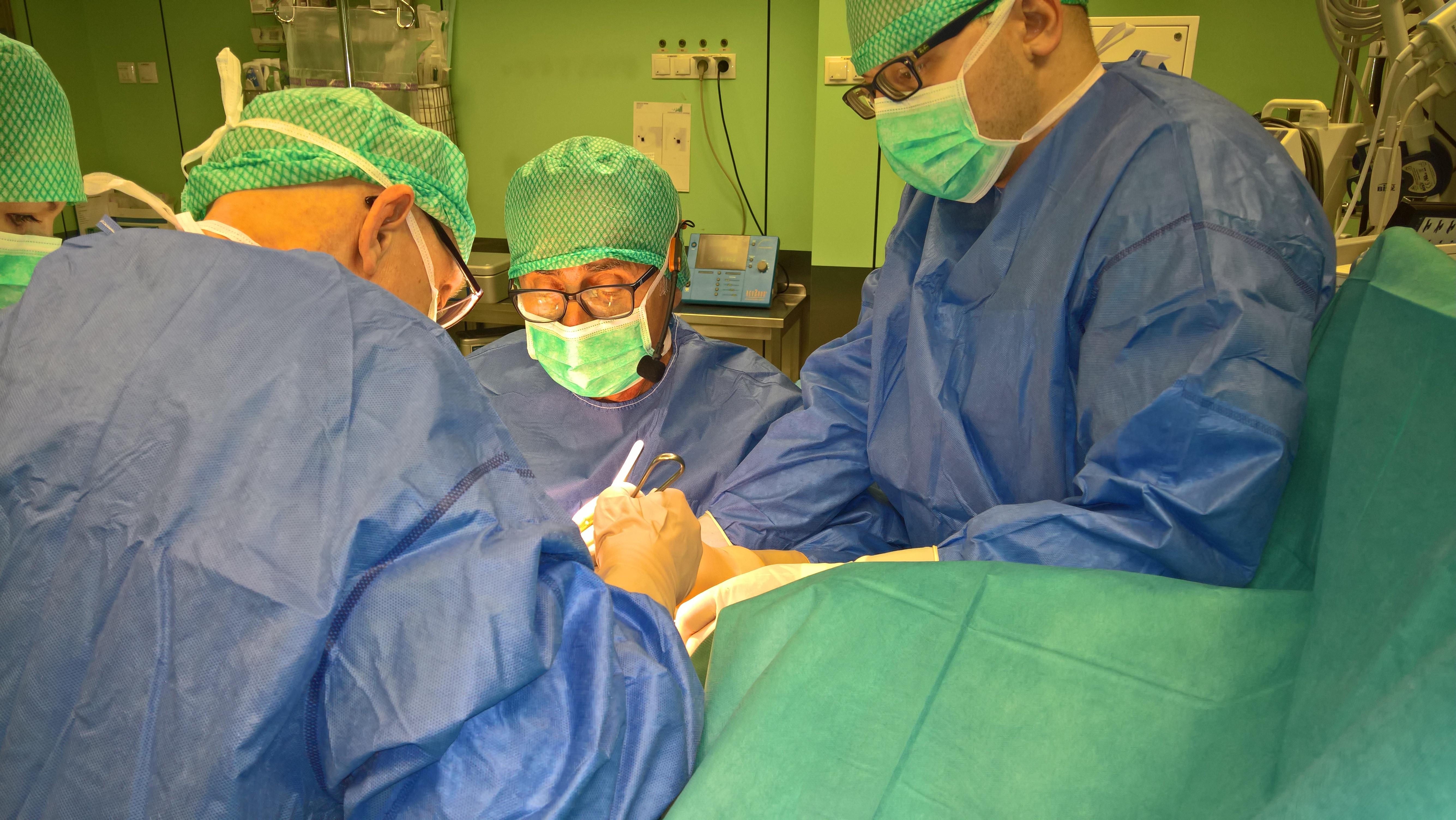 Warsztaty chirurgii...