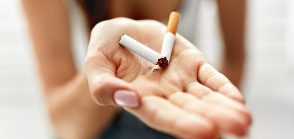 Plakat: Światowy Dzień Rzucania Palenia